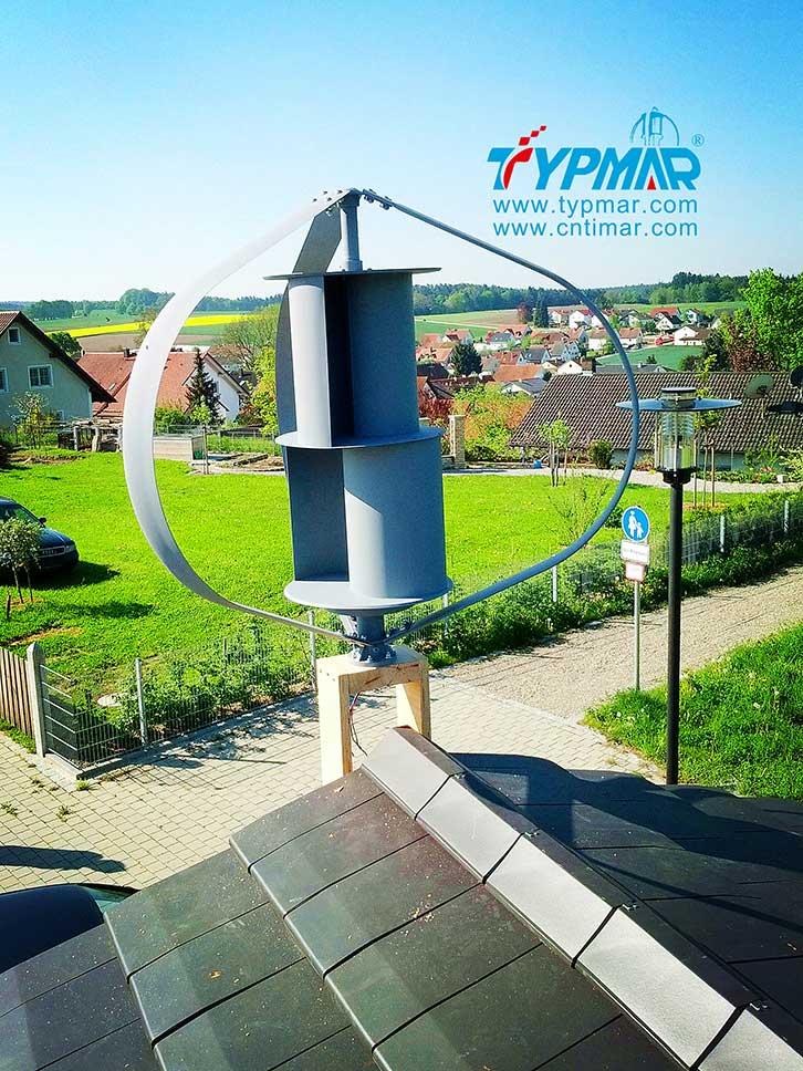 德国居民社区供电工程案例