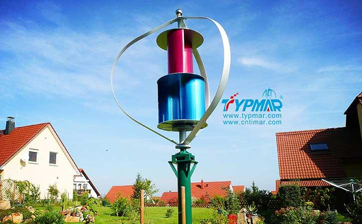 德国居民社区供电工程